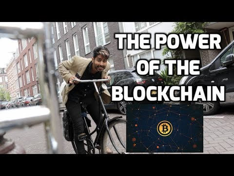 The Power of the Blockchain