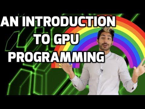 Introduction to GPU Programming with CUDA