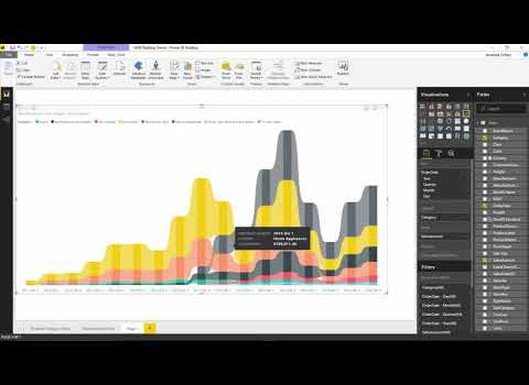 Power BI Desktop September 2017 Update