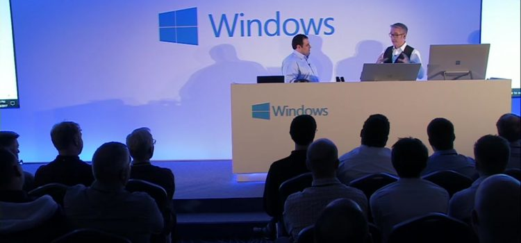 Windows Developer Day Keynote