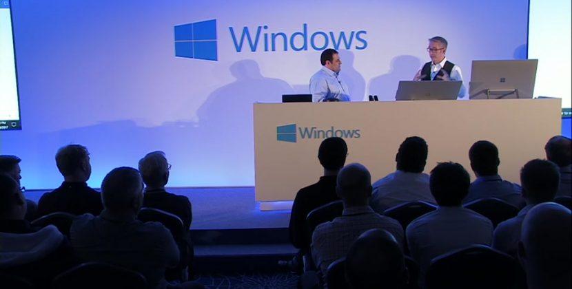Windows Developer Day Keynote