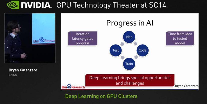 Deep Learning on GPU Clusters