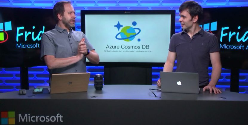 Graphs with Azure Cosmos DB