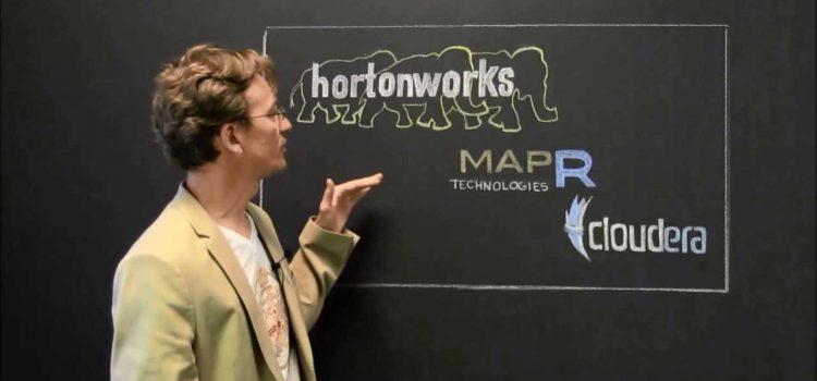 Cloudera vs Hortonworks vs MapR vs Intel