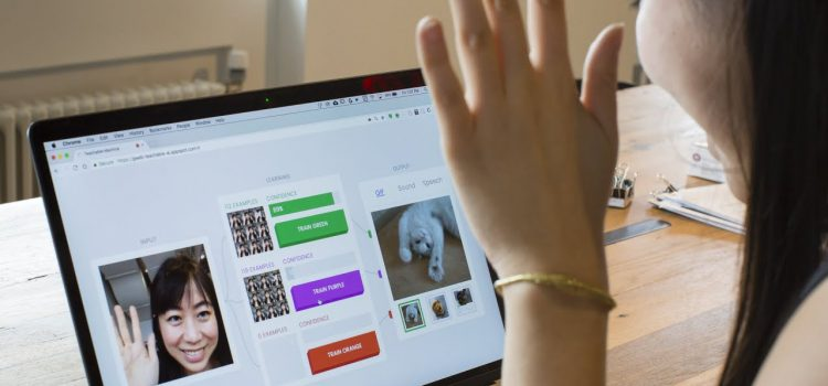 Teachable Machine: An Experiment in AI