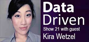 Kira Wetzel Teaches Girls About Data