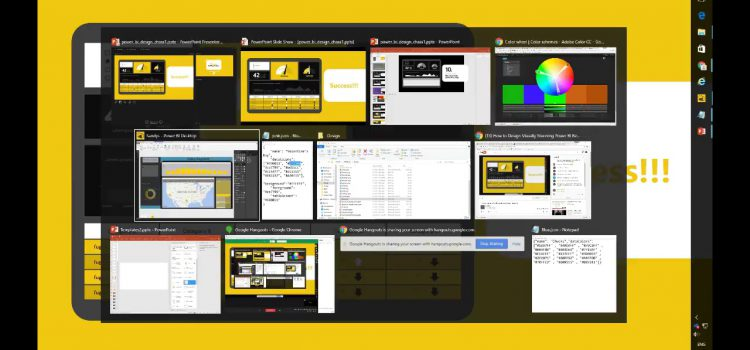 How to Design Visually Stunning Power BI Reports