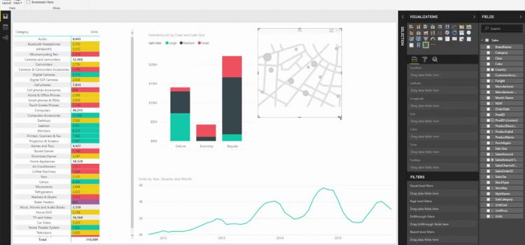 Power BI Desktop Updates for November 2017
