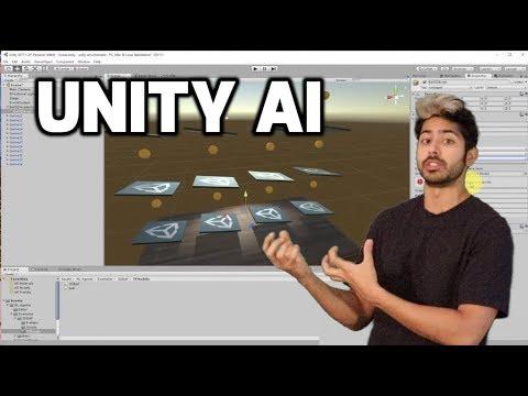 Unity AI