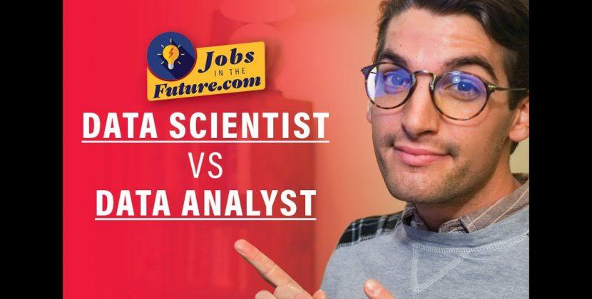 Data Scientist Vs Data Analyst