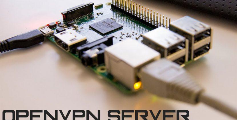 OpenVPN Server on a Raspberry Pi with PiVPN