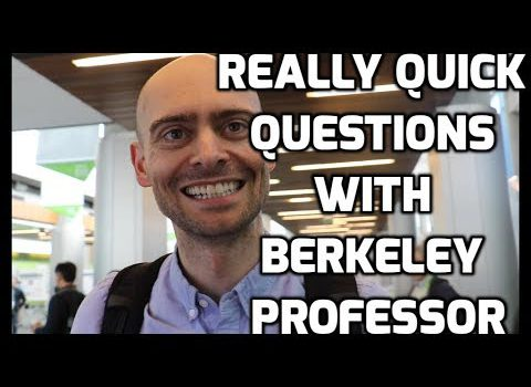Really Quick Questions with Berkeley Professor Pieter Abbeel