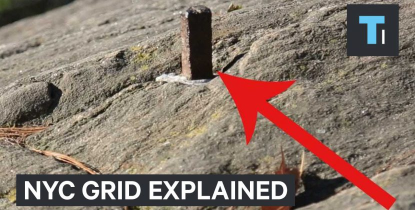 What Does This Bolt Have to Do with NYC's Iconic Street Grid?