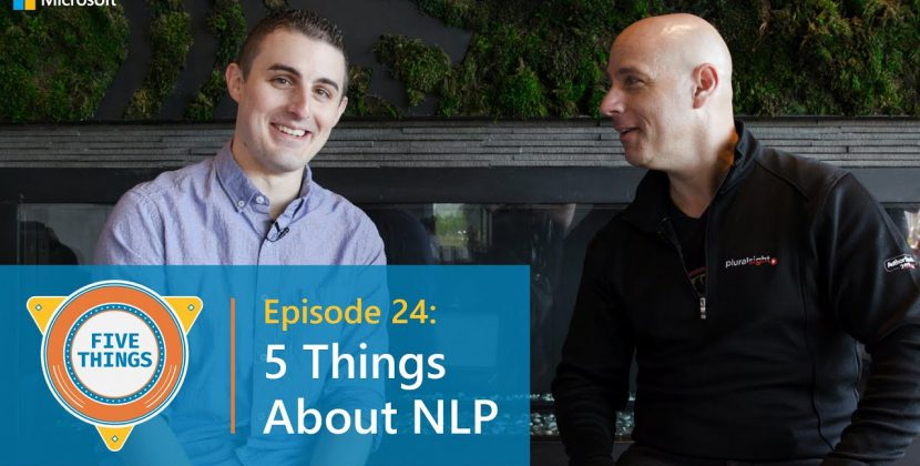 FiveThings About NLP