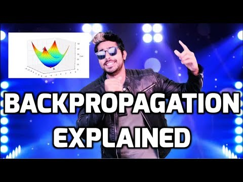 Backpropagation Explained in a Song
