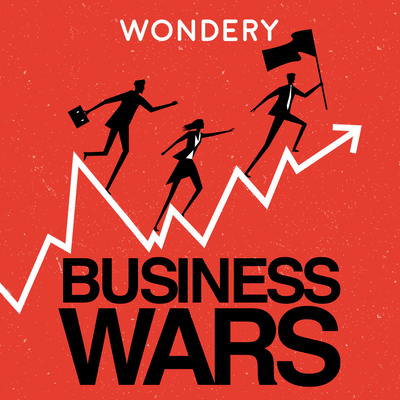 Business Wars: Netflix vs Blockbuster