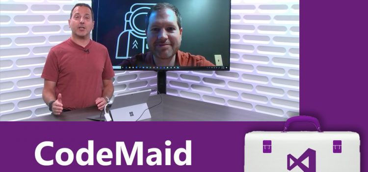 CodeMaid Visual Studio Extension Cleans Your Code
