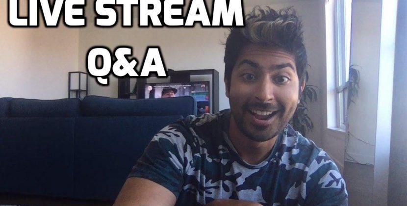 Siraj Raval Live Q&A