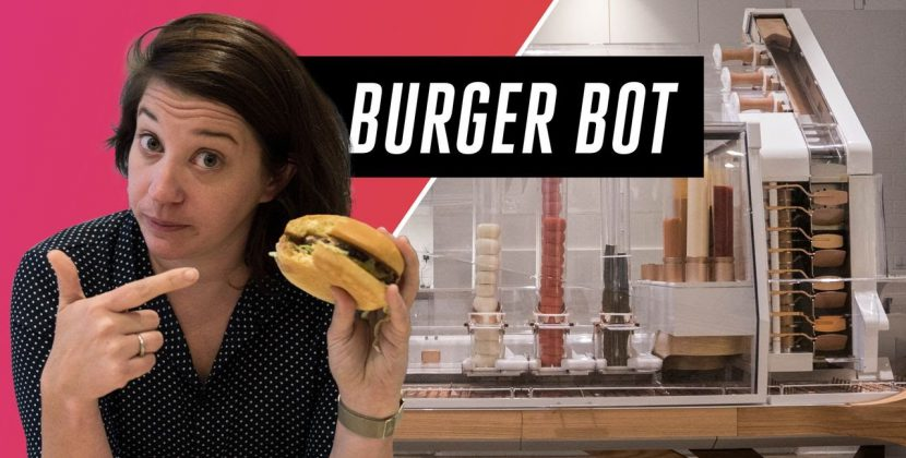 Will Burger Bots Replace Low Wage Jobs?
