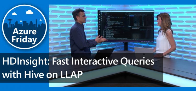 Fast Interactive Queries with Hive on LLAP