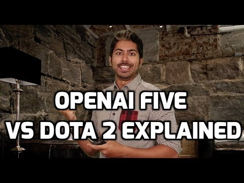 OpenAI Five vs Dota 2 Explained