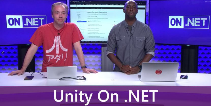 Building games with Unity and Azure