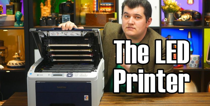 Have You Ever Heard of a LED Printer?