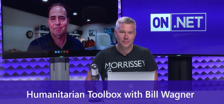 Humanitarian Toolbox with Bill Wagner