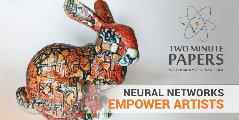 Neural Networks that Empower Digital Artists