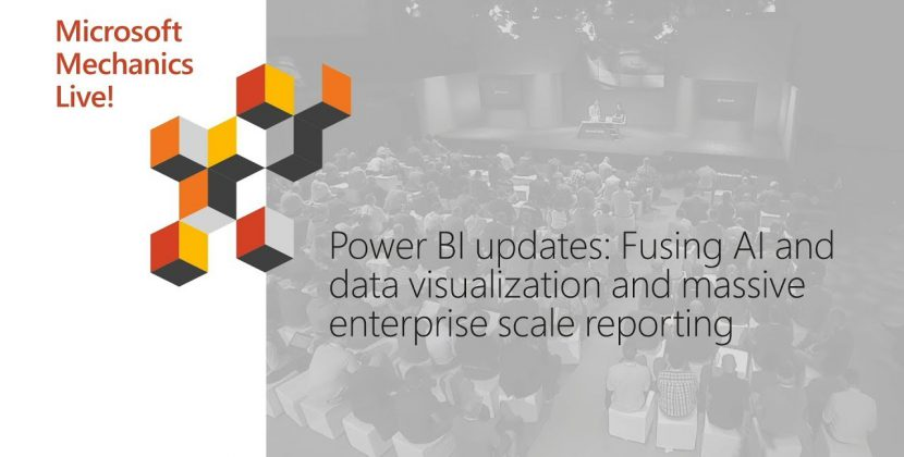 Fusing AI and Data Visualization in Power BI