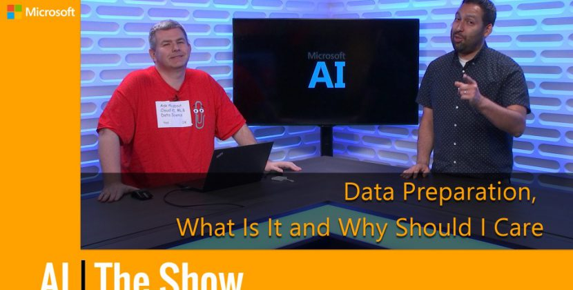 Why Should You Care About Data Preparation?