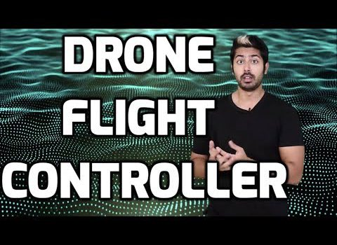 AI Drone Flight Controller