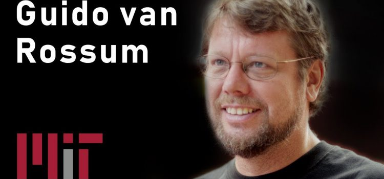 An Interview with Python Creator Guido van Rossum