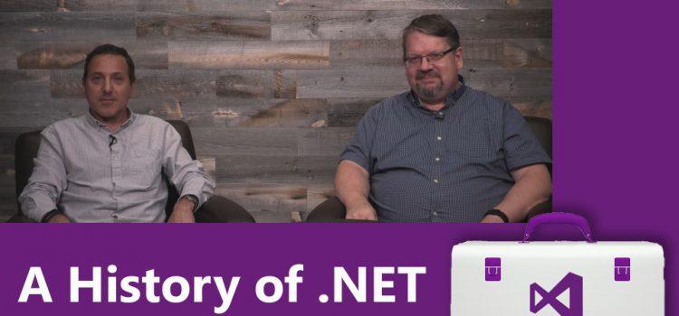 History of .NET