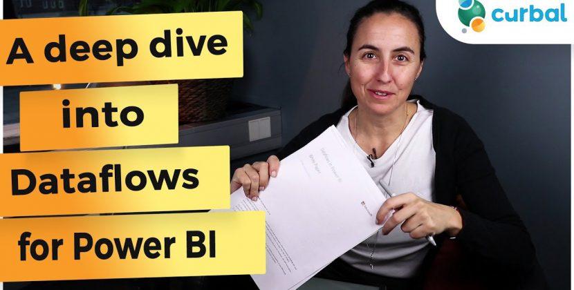 Deep Dive into PowerBI Flows