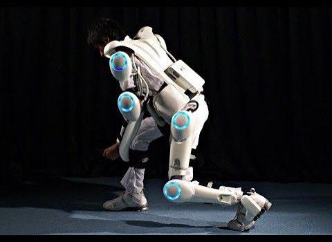 Robots and Exoskeletons