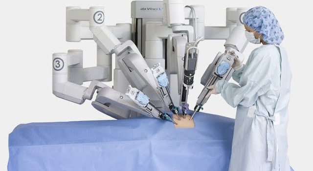 Are Robot Surgeons Not Too Far Away?