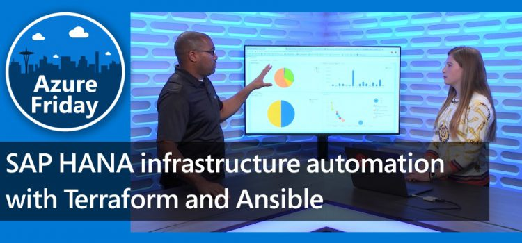 Azure and SAP HANA Infrastructure Automation with Terraform and Ansible