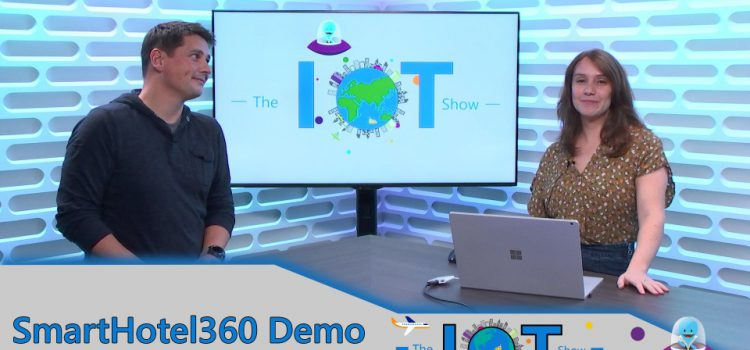Azure Digital Twins Demo: SmartHotel 360
