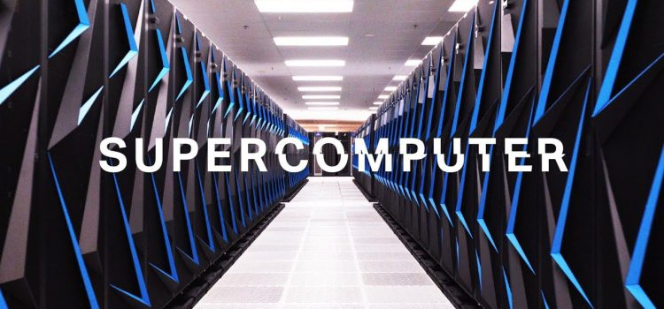 Meet the Second-Most Powerful Supercomputer on the Planet.