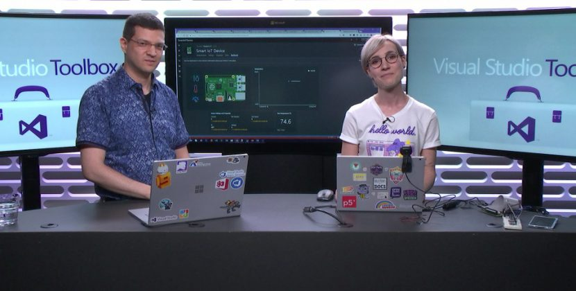 Azure IoT Hub and IoT Central Integration for Windows IoT