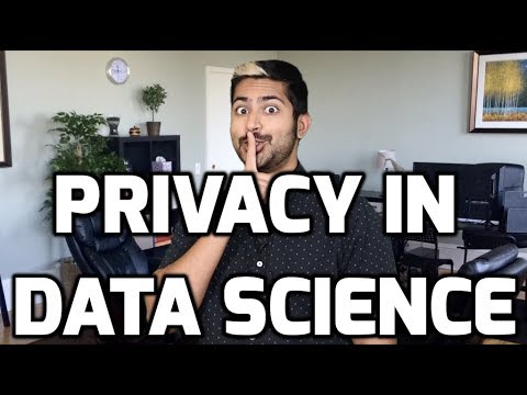 Privacy in Data Science
