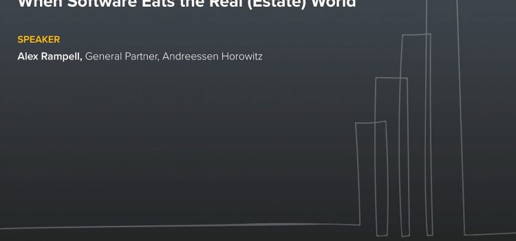 What Will Technology Do to the Real Estate Industry