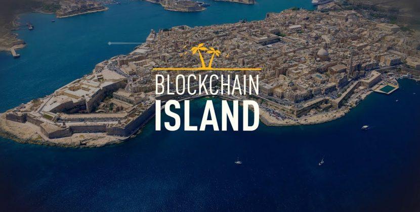 Blockchain Island