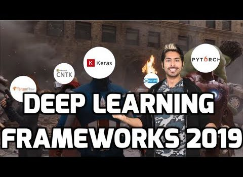 Deep Learning Frameworks Review