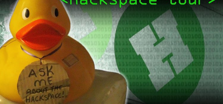 Hackspace Tour