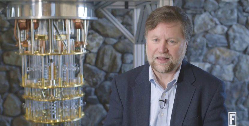 Groundbreaking Quantum Computing System
