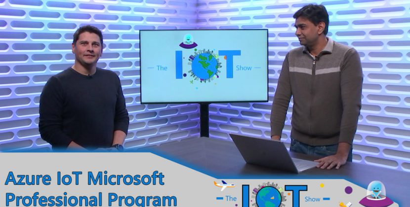Azure IoT Microsoft Professional Program