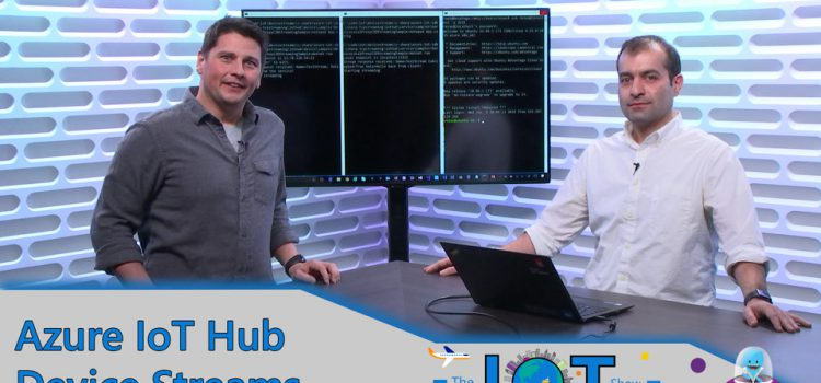 Azure IoT Hub Device Streams