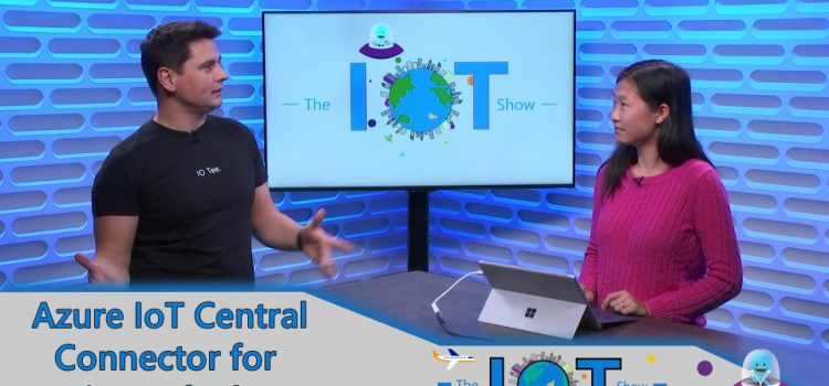 Build Workflows with Azure IoT Central Connector for Microsoft Flow